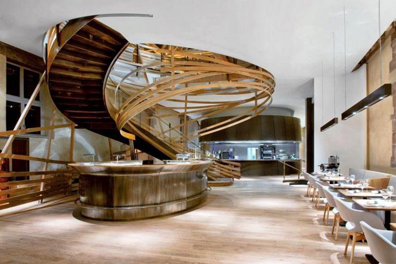 Maison et Objet Design News: Theme Wild at Maison et Objet CovetED Maison et Objet 2016 Gallery wild theme Les Haras Franc Restaurant 770x513