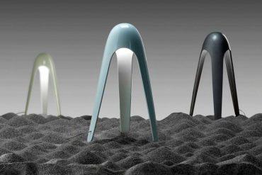 Maison et Objet Design News: Karim Rashid presents new table lamp at Maison et Objet CovetED Maison et objet 2016 Karim Rashid designs new lamp 370x247