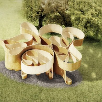 "Design News Serpentine Summer Houses for 2016 (1) london festival of architecture Discover the ""Identity"" Of The London Festival of Architecture 2018 Design News Serpentine Summer Houses for 2016 4 390x390"