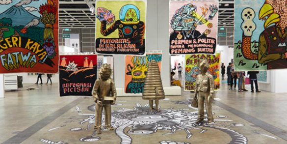 Design News What to expect from Art Basel Hong Kong 2016 Art Basel Hong Kong Design News: What to expect from Art Basel Hong Kong 2016 Design News What to expect from Art Basel Hong Kong 2016 encounters 585x293