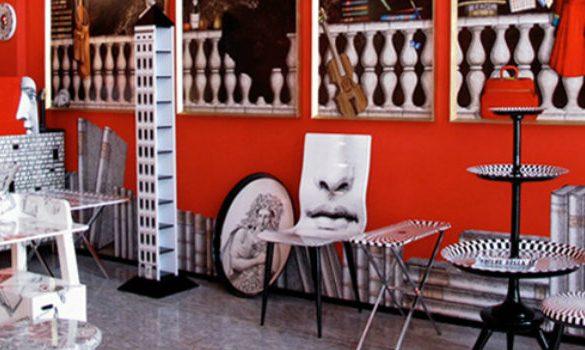 Design Shops Design Shops to Visit During Milan Design Week fornasetti10 585x350