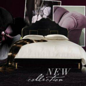 Vintage Interior Design Koket Vintage Interior Design at Salone del Mobile 2016 upholstered bed collection 2 slider koket love happens 293x293