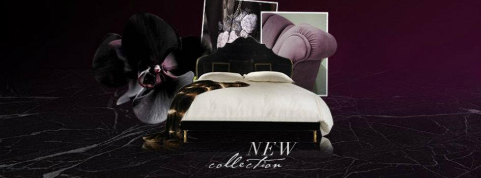 Vintage Interior Design Koket Vintage Interior Design at Salone del Mobile 2016 upholstered bed collection 2 slider koket love happens