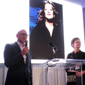 maison objet americas Maison Objet Americas Awards and Video Highlights 57348fc224c44Craig Robins speaking Jane Woolridge1 293x293