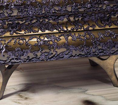 studio selva Casa Tumán by Studio Selva Features Communal Deck Overlooking Ocean Crochet Chest 5 390x350