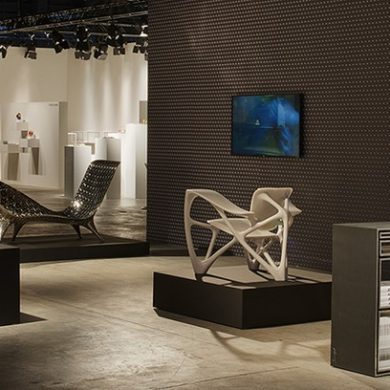 studio joanna laajisto Project Jackie by Studio Joanna Laajisto Takes You Back to the 70's Design News Highlights from Design Miami Basel 4 390x390