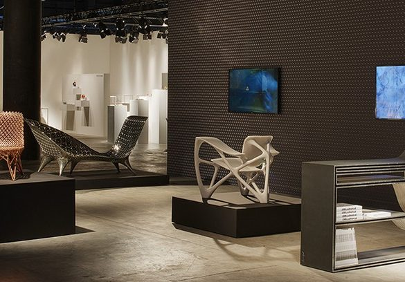 Design Miami Design News: Highlights from Design Miami/Basel Design News Highlights from Design Miami Basel 4 585x408