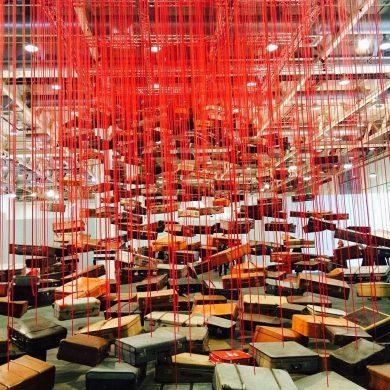 Design News: Top 10 exhibitors at HPMKT Uncommon Sculptures at Art Basel 2 390x390