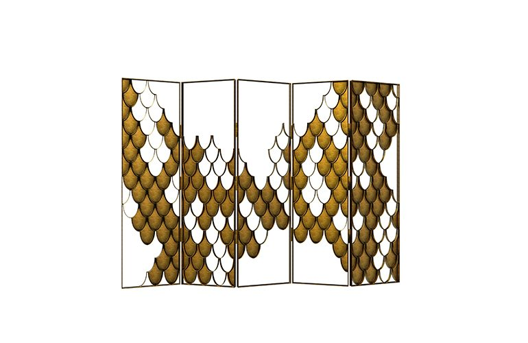 high point market style report High Point Market Style Report for Summer – Fall 2016 koi folding screen contemporary design by brabbu 1 770x500