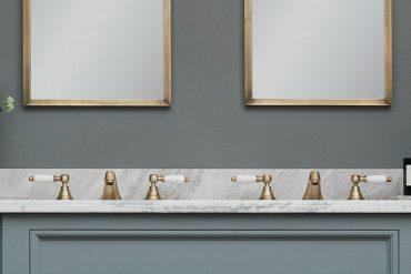 luxury bathroom Top Luxury Bathroom Exhibitors at Decorex 2016 PorterVanities DoubleStratfordCMYK 1 370x247