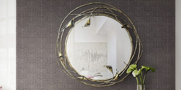 wall mirror 100 Must-See Wall Mirror Ideas featured 585x293