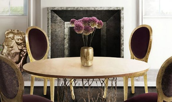 modern dining tables 60 Must-See Modern Dining Tables featured 01 585x350