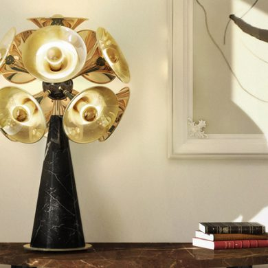 top architects 10 Top Architects and Designers selected by Architectural Digest delightfull botti table lamp 01 390x390