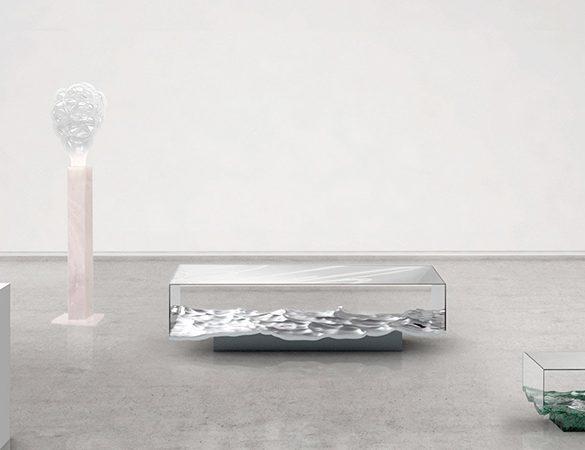 london design festival Lehanneur Presents Liquid Marble Technique at London Design Festival featured 13 585x450