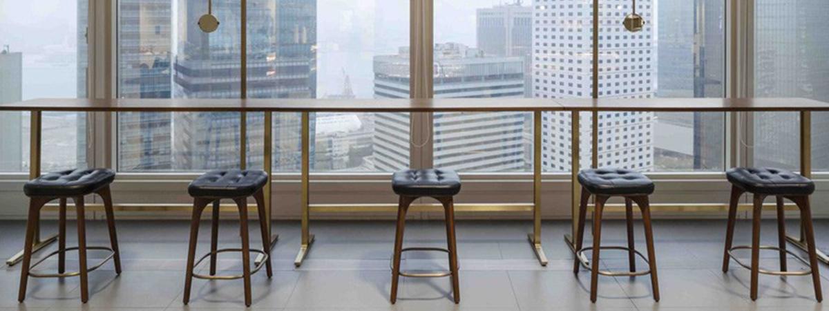 hk office Neri & Hu Creates 'Stair of Encounters' Inside Bloomberg's HK Office featured 19