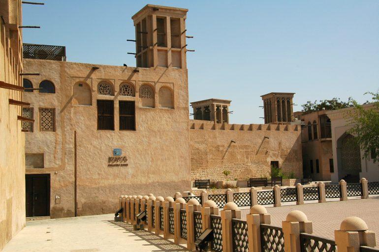 dubai Dubai: Design meets History D1 Dubai Culture Heritage 770x513