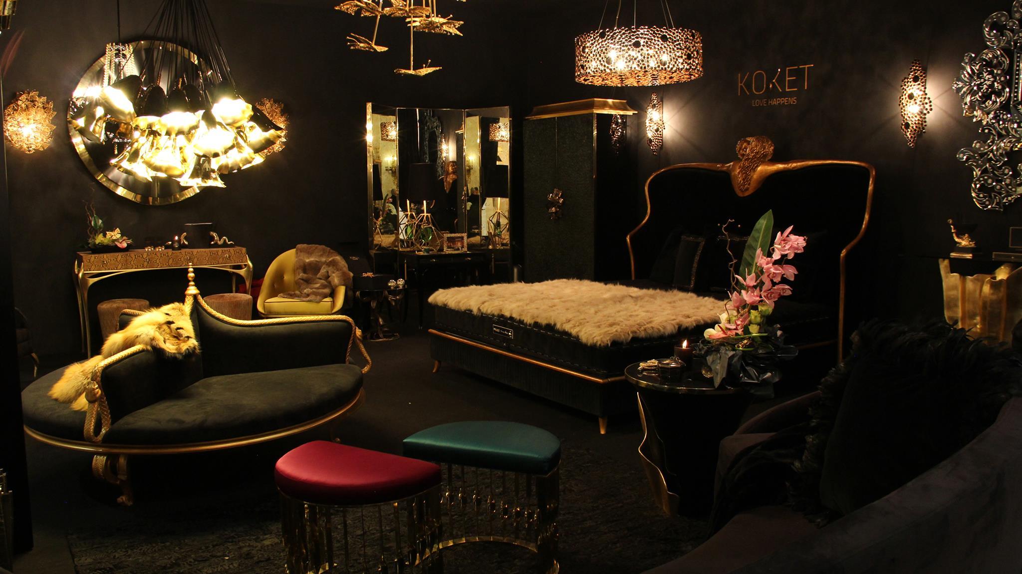 interior design Interview with Janet Morais the Mother of KOKET Interior Design Maison et Objet 2014 Highlights Koket 2