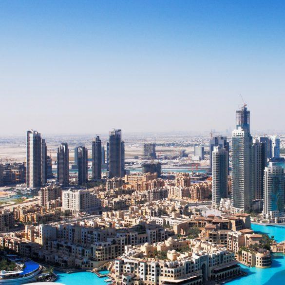 architecture in dubai Exploring Architecture in Dubai dubai skyline 894 1 585x585
