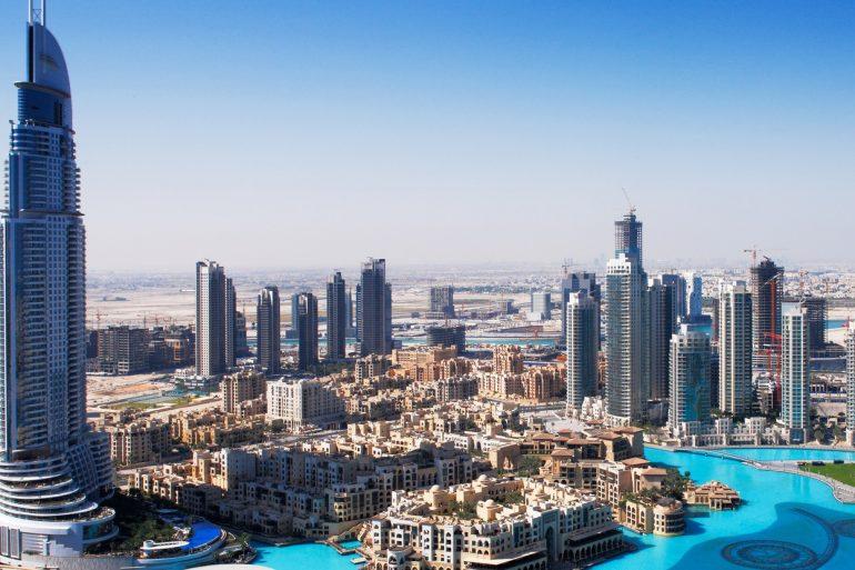architecture in dubai Exploring Architecture in Dubai dubai skyline 894 1 770x513