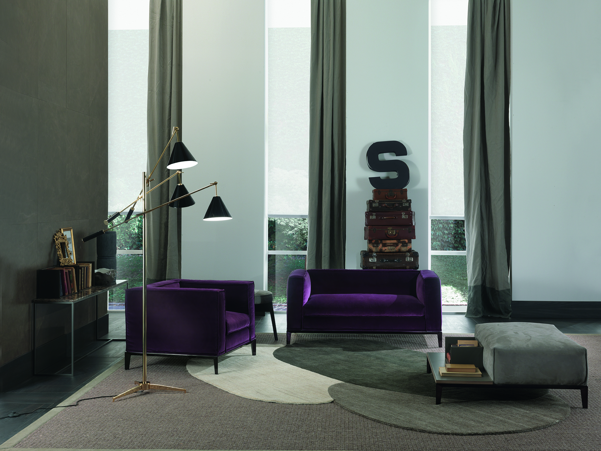 modern lighting DelightFull Modern Lighting up to 60% Discount sinatra floor 12 HD