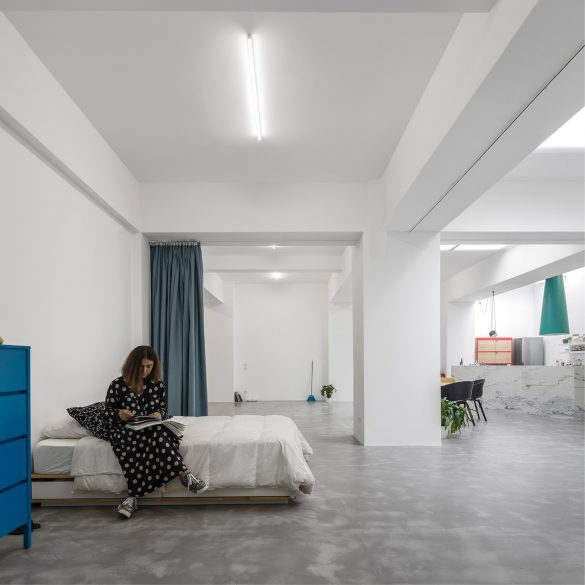design news Design News: Studio Fala Atelier Transforms Garage into Stunning Home Design News Portuguese Studio Fala Atelier Transforms Garage into Stunning Home 6 585x585