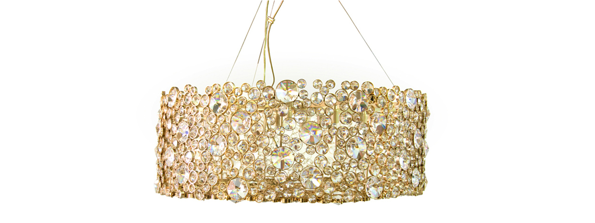 luxury design Luxury Design Brand Koket Launches Impressive Chandelier Collection eternity1 chandelier 2