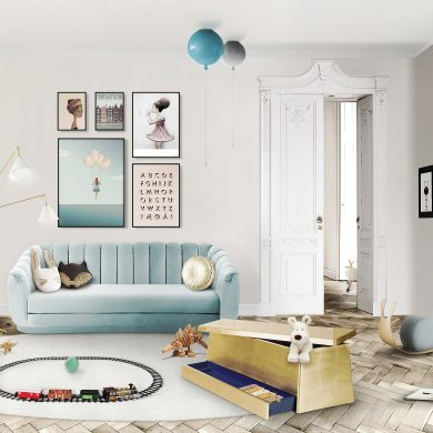 living room ideas Living Room Ideas For a Luxurious Interior Design Project Best of Children Furniture at Maison et Objet Paris 2017 4 390x390
