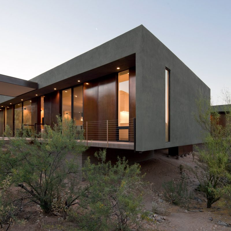 Desert Homes Apartments: Get Amazed By Joshua Tree Residence Designed By James Whitaker