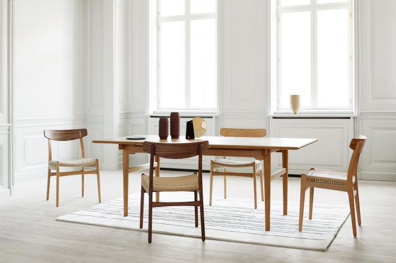hans j wegner collection Carl Hansen & Son Releases Final Chair from Hans J Wegner Collection Carl Hansen Son Re Releases Final Chair from Hans J Wegner Collection 2 770x513