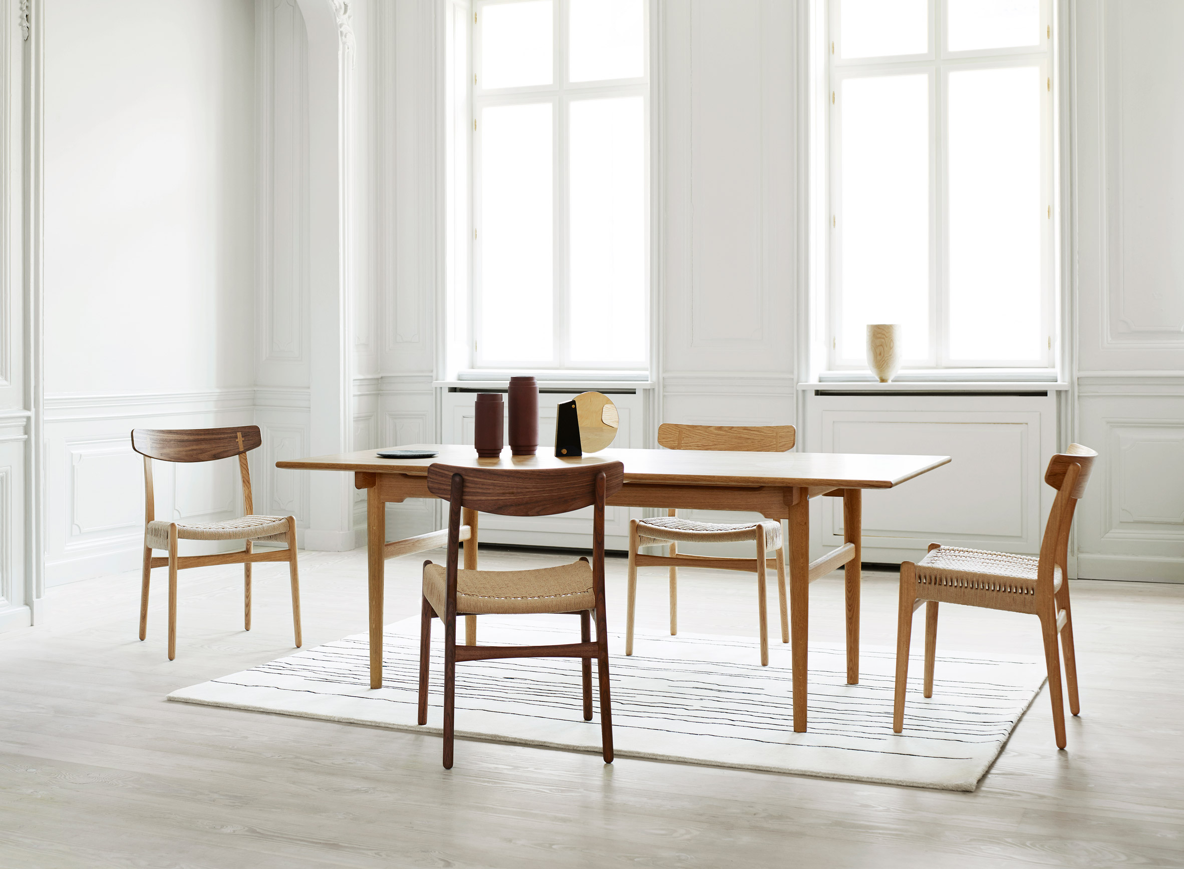 hans j wegner collection Carl Hansen & Son Releases Final Chair from Hans J Wegner Collection Carl Hansen Son Re Releases Final Chair from Hans J Wegner Collection 2