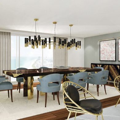 bedroom ideas 100 Must-See Bedroom Ideas for Inspiration Dining Room Ideas For a Dazzling Dinner 12 390x390