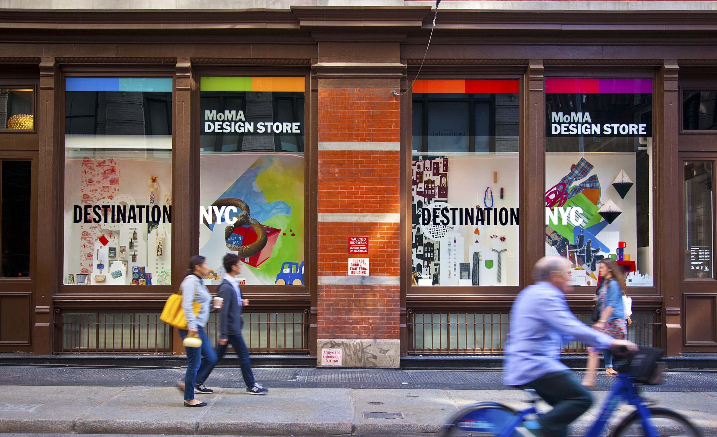 new york city guide The Ultimate New York City Guide Designers Should Follow new york city guide for designers moma design shop exterior 1