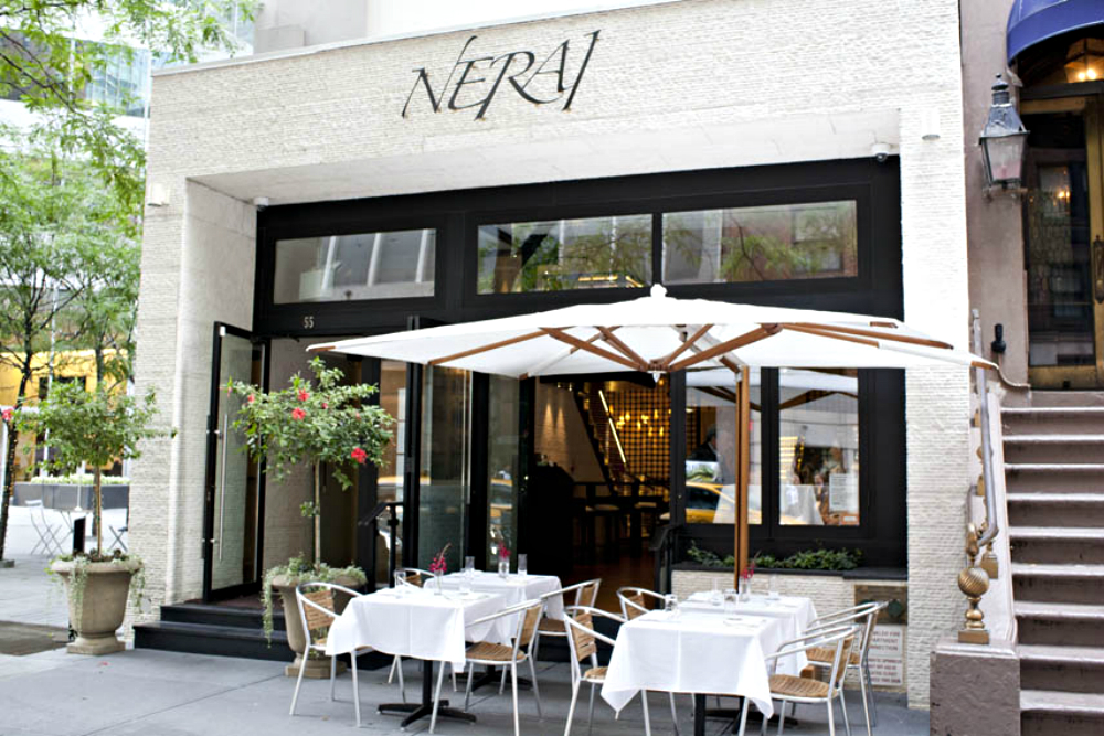 nerai in new york city guide new york city guide NEW YORK CITY GUIDE new york city guide for designers nerai restaurant exterior