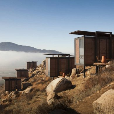 Joshua Tree Residence Get Amazed by Joshua Tree Residence Designed by James Whitaker 10 Small Architecture Projects That Make a Huge Impact 7 390x390