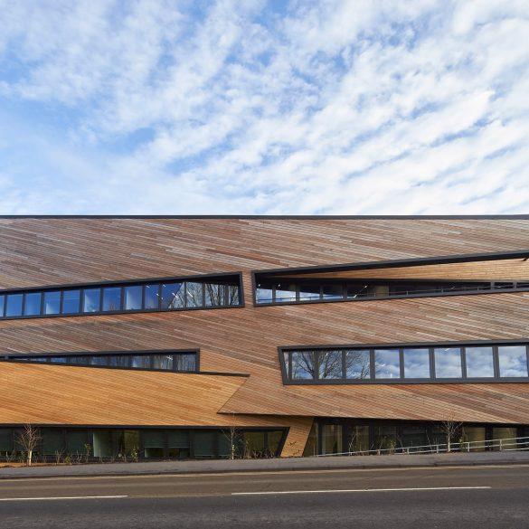 daniel libeskind Daniel Libeskind Designs Unique Cosmology Centre for Durham University Daniel Libeskind Designs Unique Cosmology Centre for Durham University 2 585x585