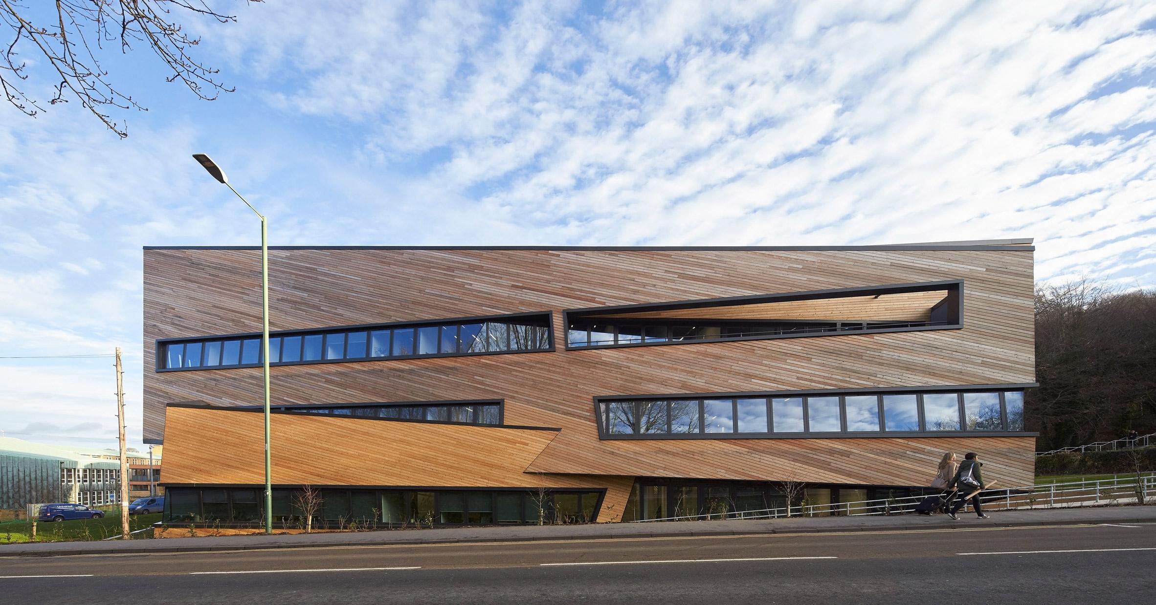 daniel libeskind Daniel Libeskind Designs Unique Cosmology Centre for Durham University Daniel Libeskind Designs Unique Cosmology Centre for Durham University 2