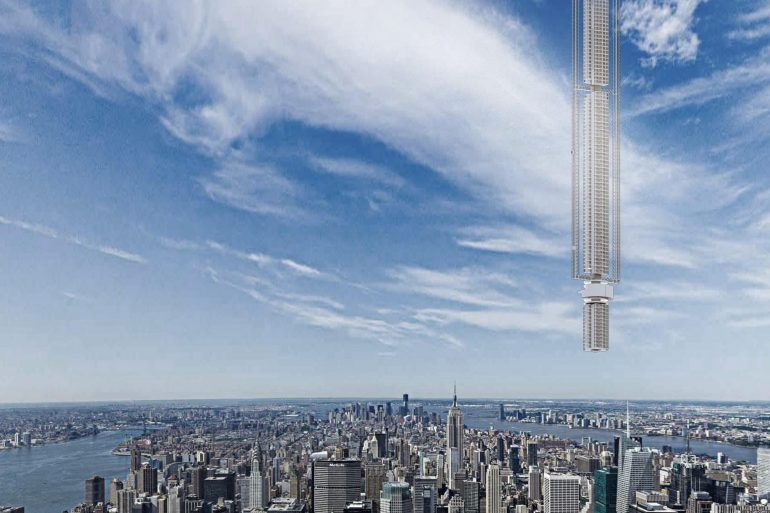 tallest building in the world Tallest Building in the World May Be Hanged from an Asteroid Tallest Building in the World May Be Hanged from an Asteroid 2 770x513