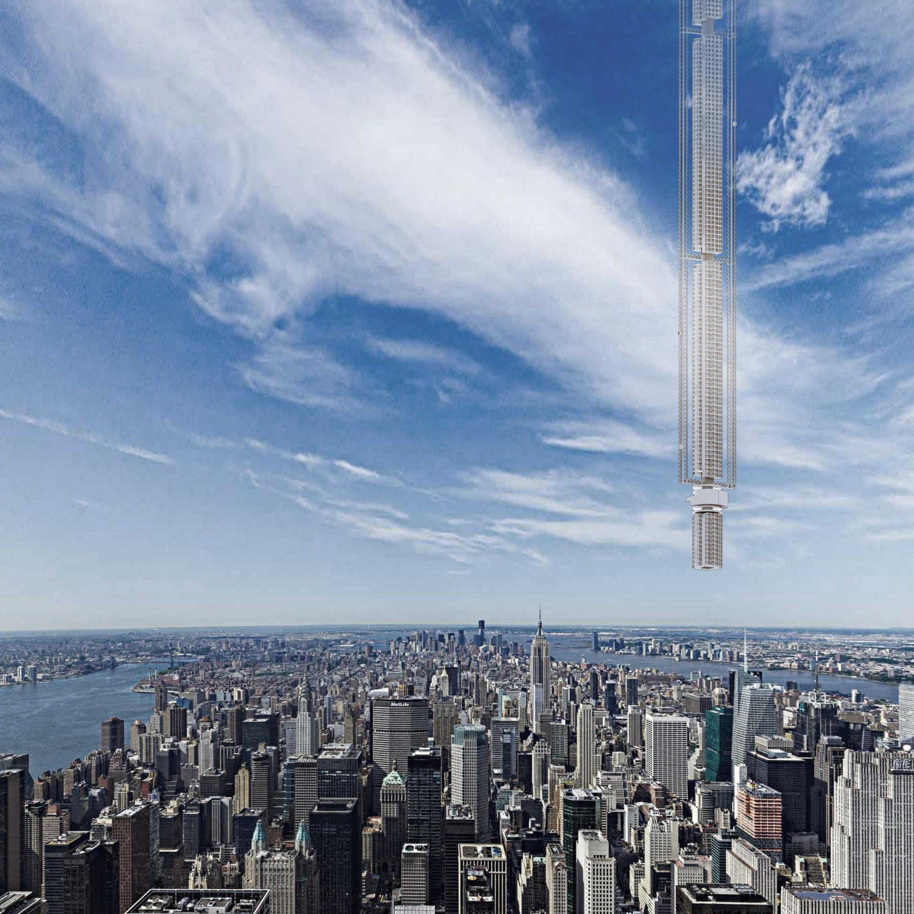 tallest building in the world Tallest Building in the World May Be Hanged from an Asteroid Tallest Building in the World May Be Hanged from an Asteroid 2