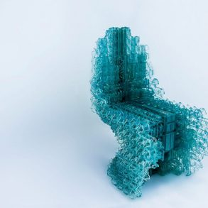 bartlett Amazing 3D Printed Chair Designed With Bartlett 's New Software Amazing 3D Printed Chair Designed With Bartlett s New Software 5 293x293