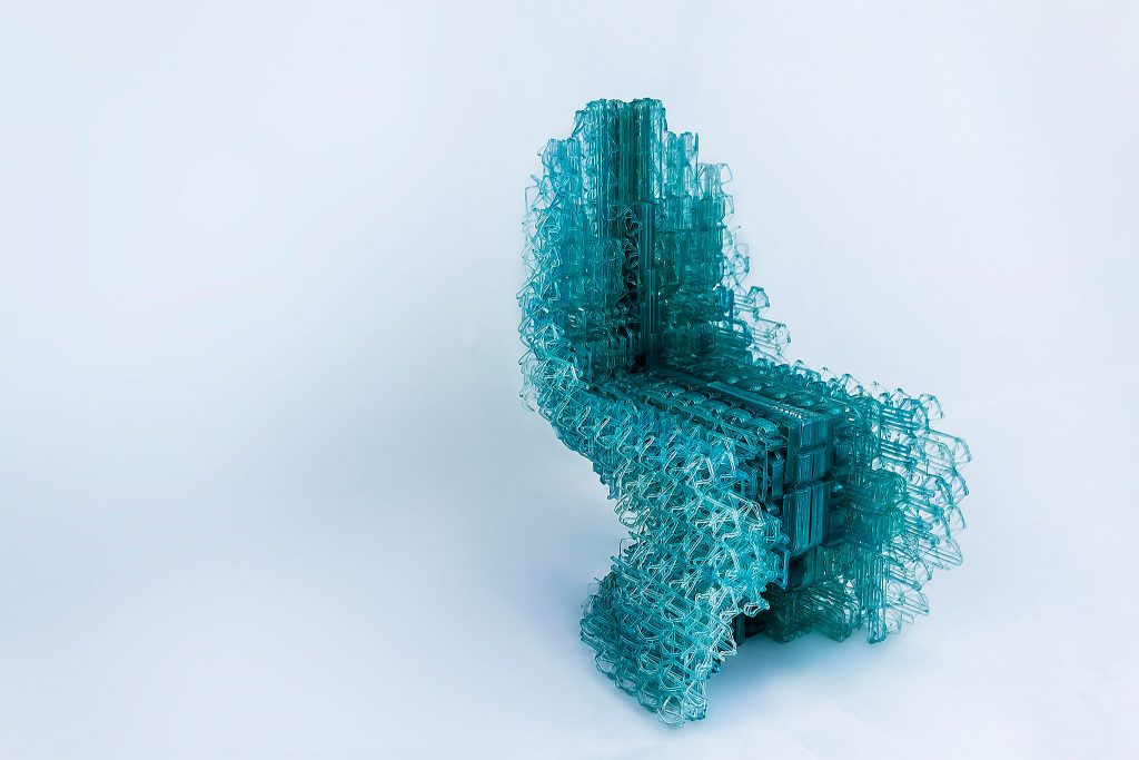 bartlett Amazing 3D Printed Chair Designed With Bartlett 's New Software Amazing 3D Printed Chair Designed With Bartlett s New Software 5