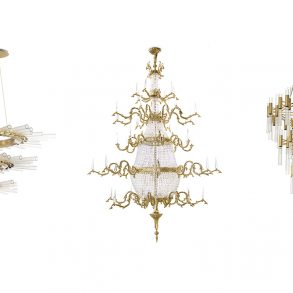 modern chandeliers Modern Chandeliers and Suspensions You Will Want to Hang in Every Room Modern Chandeliers You Will Want to Hang in Every Room header 1 293x293