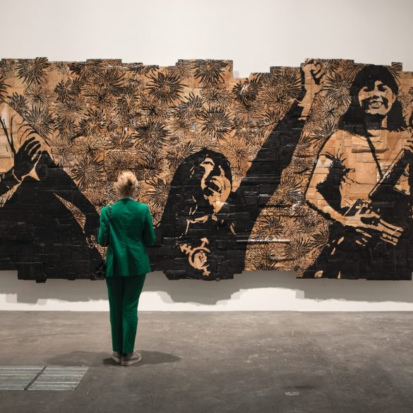 art basel 48th Edition of Art Basel Considered the Most Successful One 48th Edition of Art Basel Considered the Most Successful One Susanne Vielmetter 1 585x585