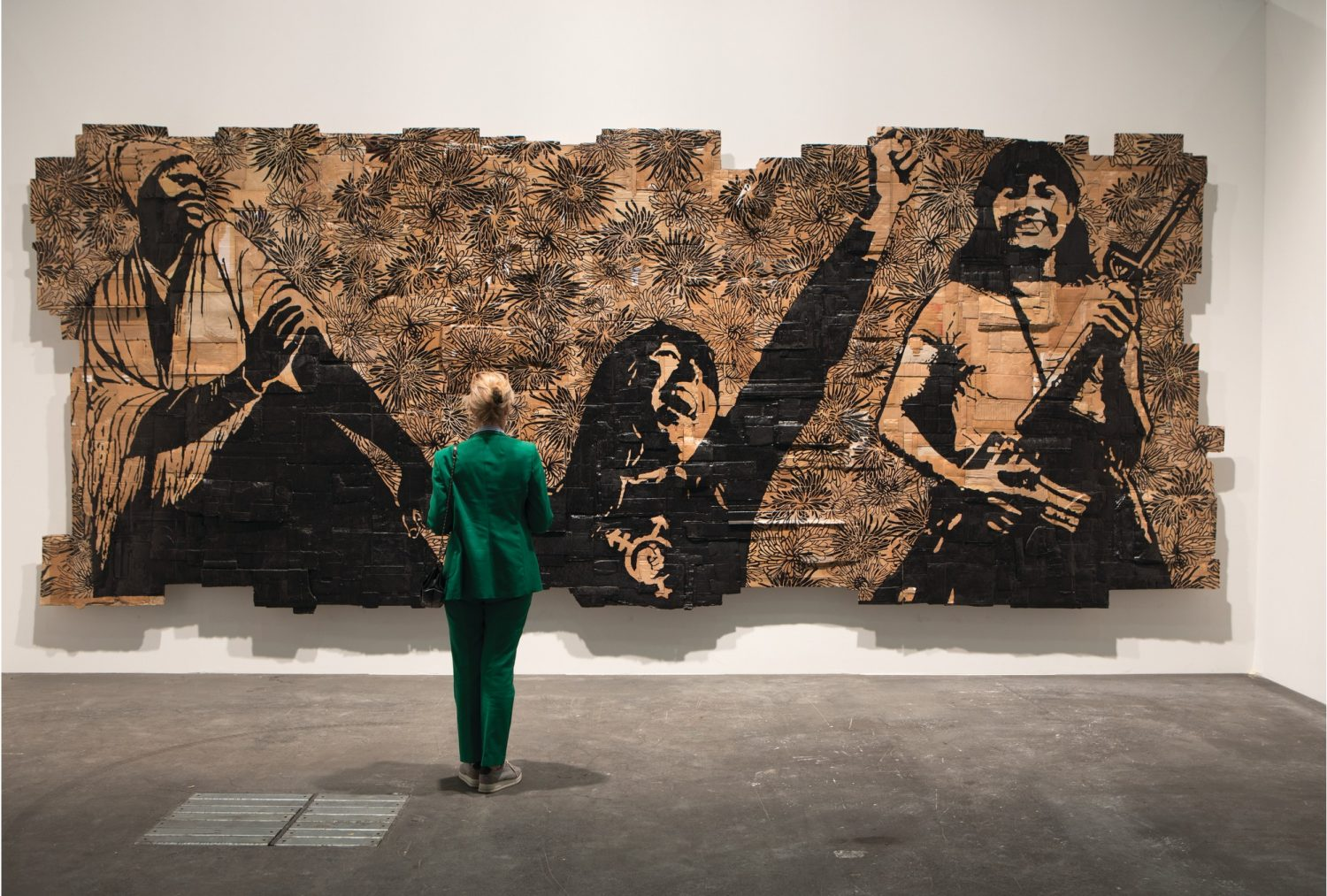 art basel 48th Edition of Art Basel Considered the Most Successful One 48th Edition of Art Basel Considered the Most Successful One Susanne Vielmetter 1