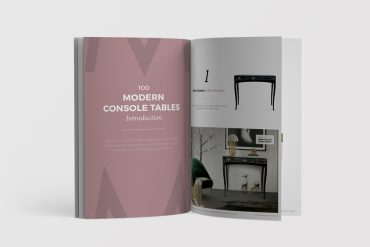 interior design books Interior Design Books To Inspire You On Your Next Project 7 Interior Design Books To Inspire You On Your Next Project 100 Modern Console Tables 370x247