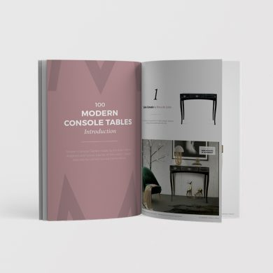 bedroom ideas 100 Must-See Bedroom Ideas for Inspiration 7 Interior Design Books To Inspire You On Your Next Project 100 Modern Console Tables 390x390