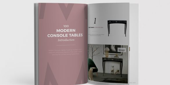 interior design books Interior Design Books To Inspire You On Your Next Project 7 Interior Design Books To Inspire You On Your Next Project 100 Modern Console Tables 585x293