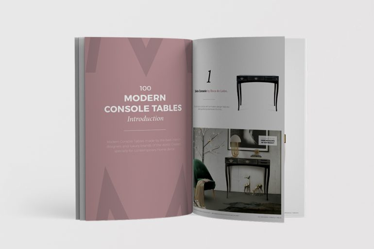 interior design books Interior Design Books To Inspire You On Your Next Project 7 Interior Design Books To Inspire You On Your Next Project 100 Modern Console Tables 770x513