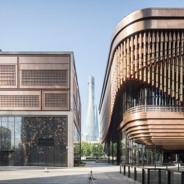 foster + partners Foster + Partners and Heatherwick Studio Pair Up for New Project Foster Partners and Heatherwick Studio Pair Up for New Project 8 585x585