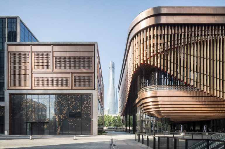 foster + partners Foster + Partners and Heatherwick Studio Pair Up for New Project Foster Partners and Heatherwick Studio Pair Up for New Project 8 770x513