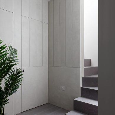 The Top Moments of BDNY 2018 MWAI creates Minimalist Flat Using Grey Tones and Geometric Tiling 2 390x390